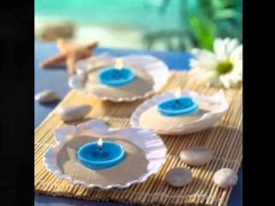 DIY beach party decorations ideas