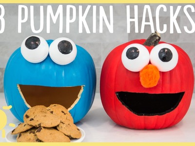DIY | Cute & Easy Pumpkin Hacks