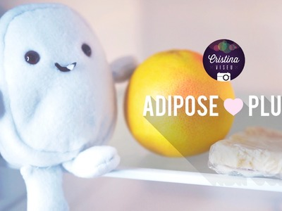 DIY Doctor Who Adipose Plush