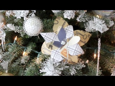 DIY Ornaments + Gift Wrapping Ideas