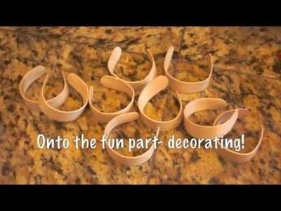 DIY Popsicle Bracelet