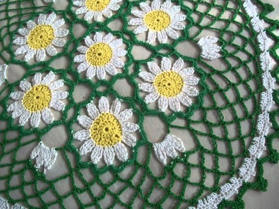 Doilies by Acadian Crochet.wmv