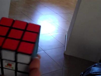 Duct Tape Rubik's Cube!