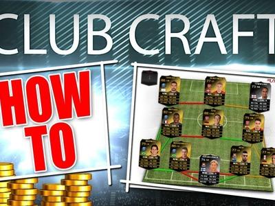 FIFA 14 CLUB CRAFT #6