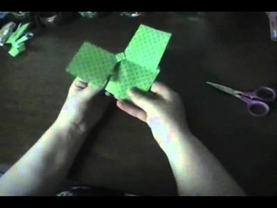 Friday - Kawaii Origami Bow.Ribbon