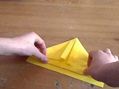 How To Make An Origami Turban - (Tutorial)