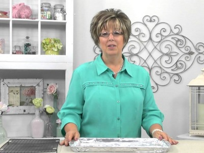 How to Use Mod Podge to Make Baked Stained Glass