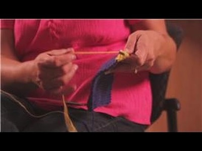 Knitting Techniques : How to Change to a Different Color While Knitting
