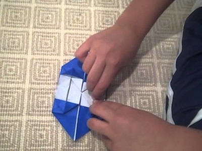Origami Dog Box