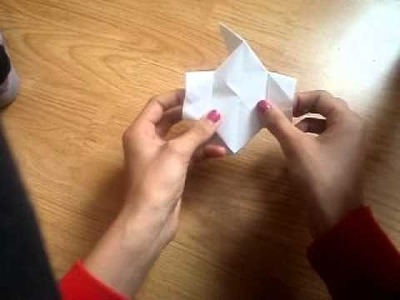 ORIGAMI HOW to MAKE A STORY