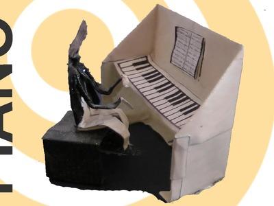 Origami Piano Tutorial