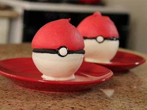 POKEBALLS CHOCOLATES - Quake n Bake
