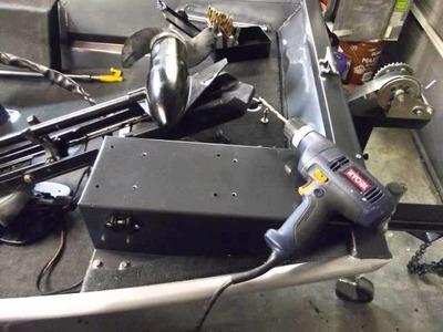 Rhyan-Craft Jon Boat Restoration Part 2