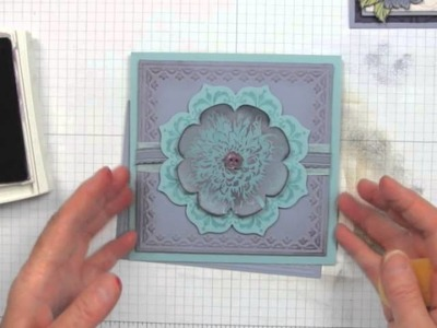 Sponging Techniques for Paper Crafters