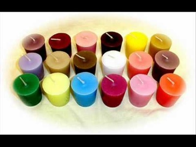 Wax: Different Types of Waxes - Candle Making with Village Craft and Candle