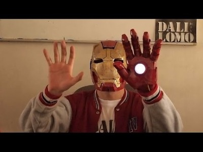 #91: Iron Man Hand DIY Part 3 - Thumb Control Repulsor (no soldering)