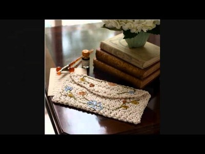 Austentatious Crochet Book Video Preview