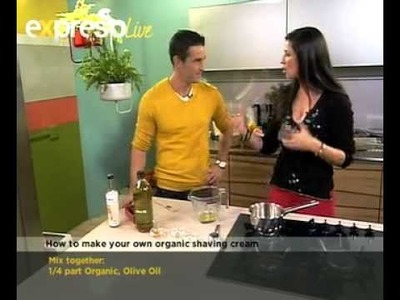 Craft:Organic Shaving cream (14.06.2012)