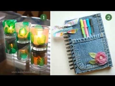 Creative DIY craft making ideas for kids