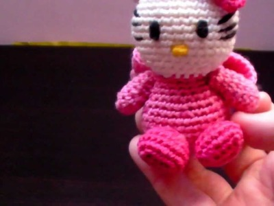 Cute, kawaii crochet cuddly toys (amigurumi)