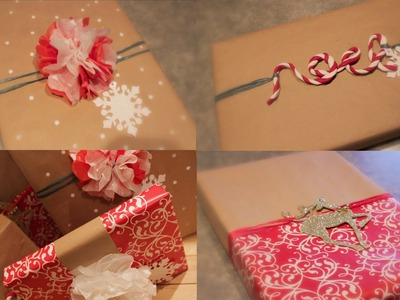 DIY Christmas | Christmas 2013 | Wrapping Ideas