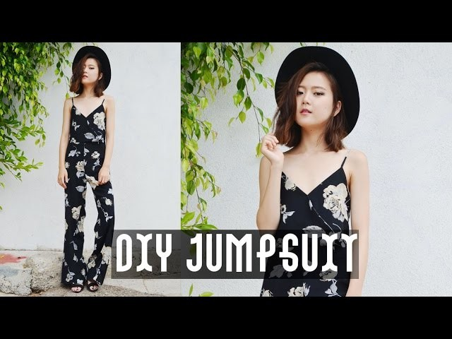DIY Jumpsuit