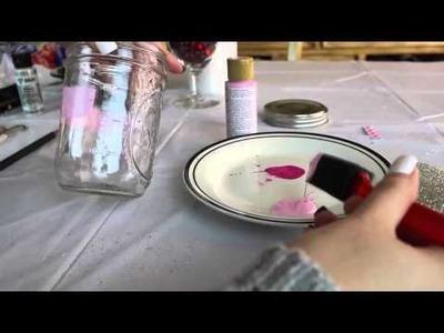 DIY Mason Jar Crafts!