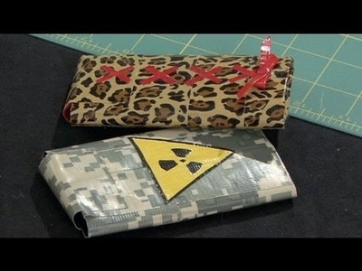 Duct Tape Cell Phone Cases