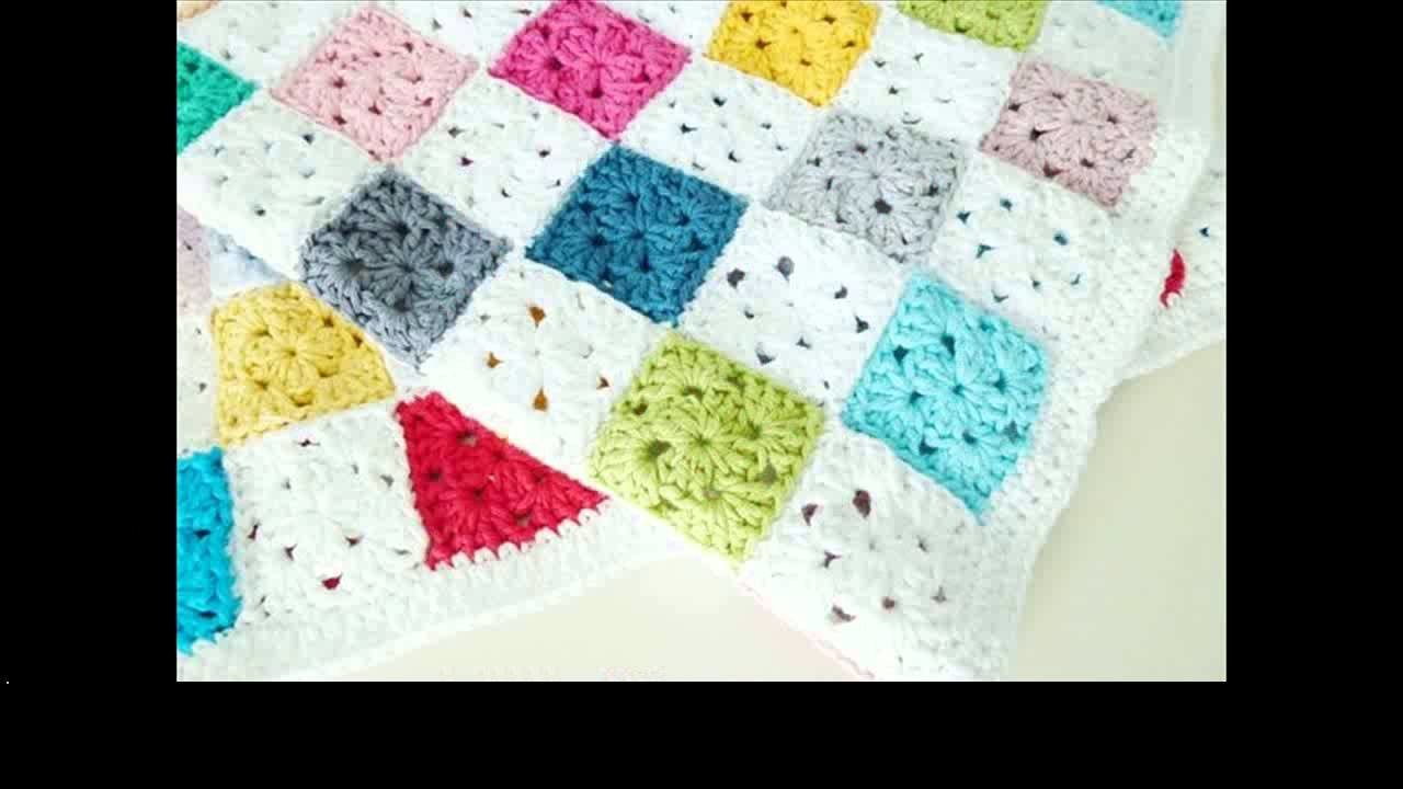 Free crochet pattern for baby blanket