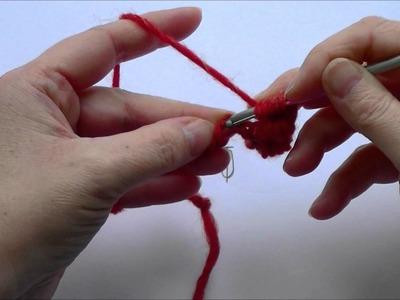 How to crochet bullion stitch