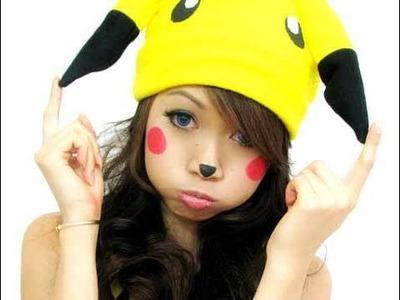 How to Make a Cosplay Pikachu Beanie Hat : Secretlifeofabionerd