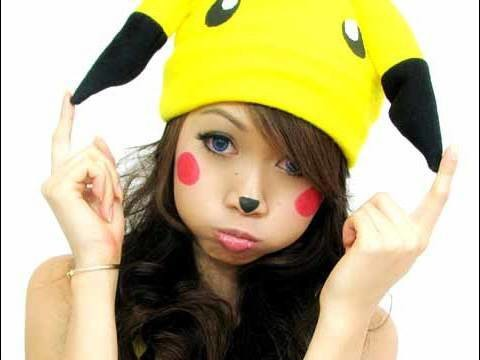 How to Make a Cosplay Pikachu Beanie Hat : Secretlifeofabionerd