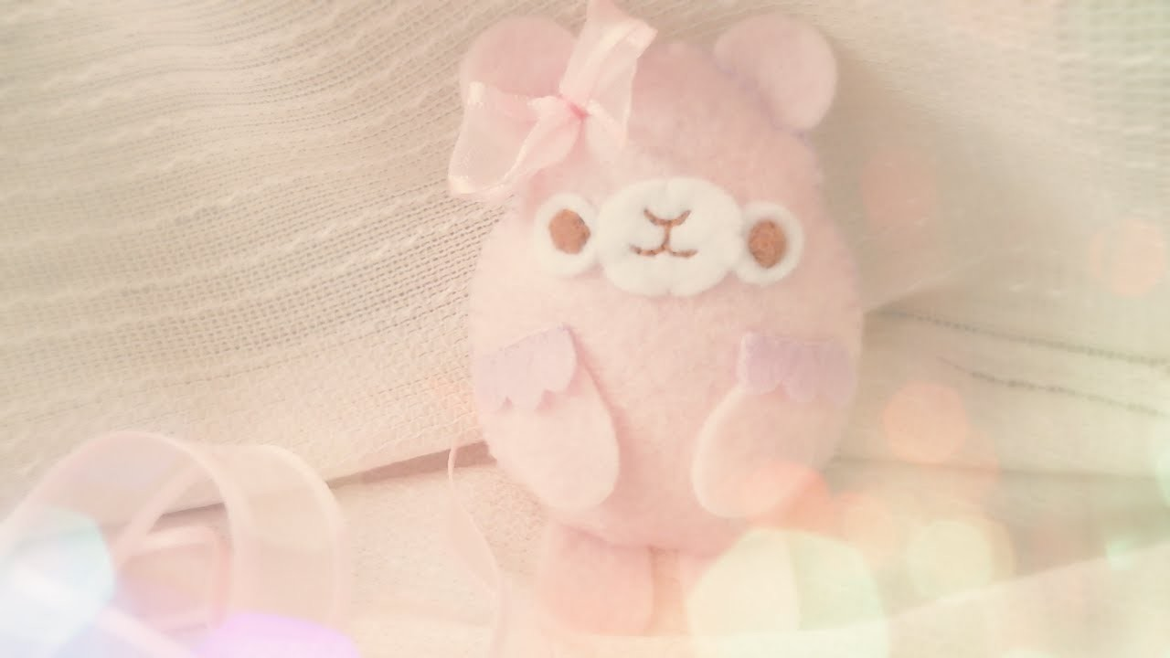 How To Make A Kawaii Baby Alpaca Plushie Tutorial