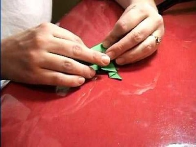 How to Make an Origami Frog that Jumps
