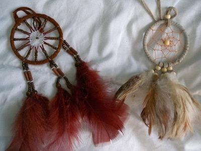 Saturday Morning DIY: Dream Catcher Necklace & Embellishment!