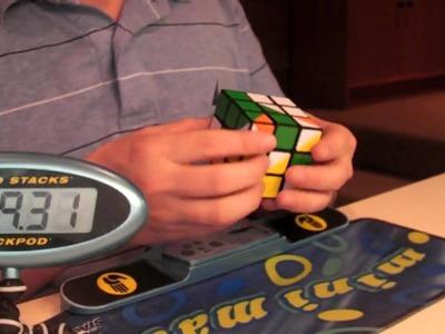 Solving a Ruben King CubeForYou DIY