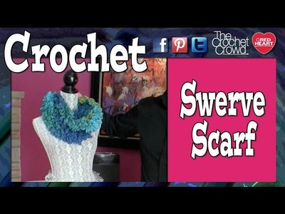 Swerve Scarf in 1 Minute