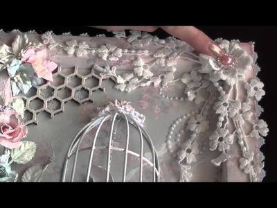 Wild Orchid Crafts - Bird Cage Frame