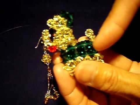 Bead 101 Swarovski crystal bead weaving