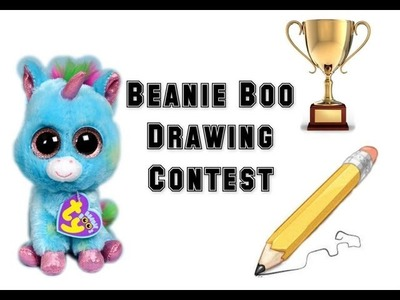 Beanie Boo Drawing Contest Results