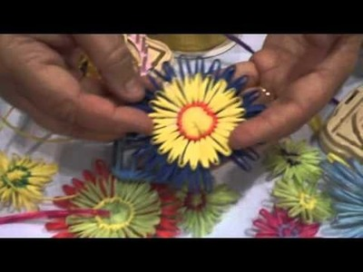 Clover Hana-Ami Flower Maker Demo