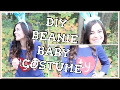 DIY Beanie Baby Costume | Makeup By Kimm
