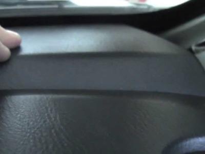 DIY Fix Your Subaru WRX interior Rattles