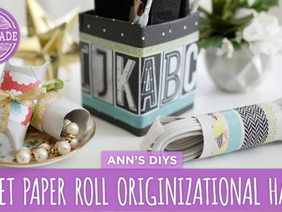 DIY Toilet Paper Roll Organizational Hacks - HGTV Handmade