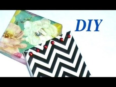 DIY: Wall Art | Recycle Your Shoebox lids