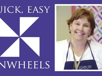 Fast and Easy Pinwheels!!!