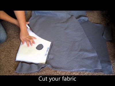 How to make a dog hoodie