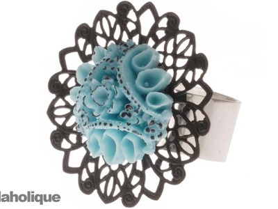 How to Make a Simple Glue-On Ring
