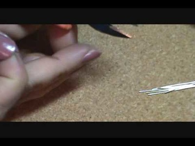 How to Make Charms and Paper Clips for Mini Books Part 1