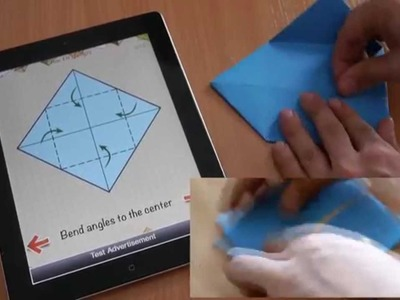 How to Make Origami with the help of Android